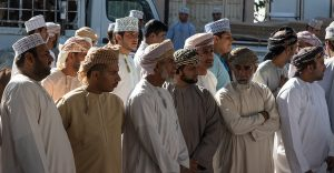 Culture & Nature - People at Nizwa Cattle Market
