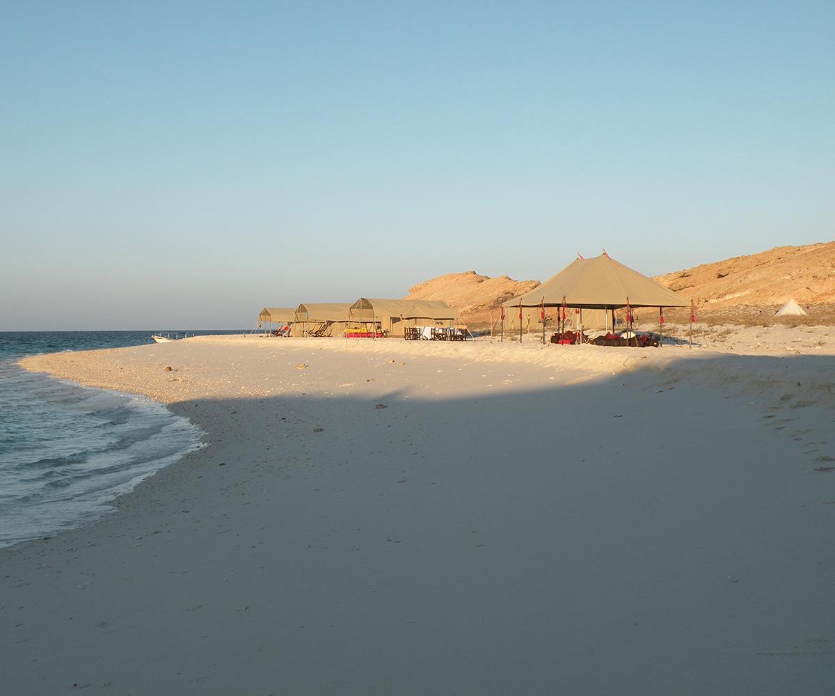 JOURNEYS - Northern Oman - Daymaniyat Islands