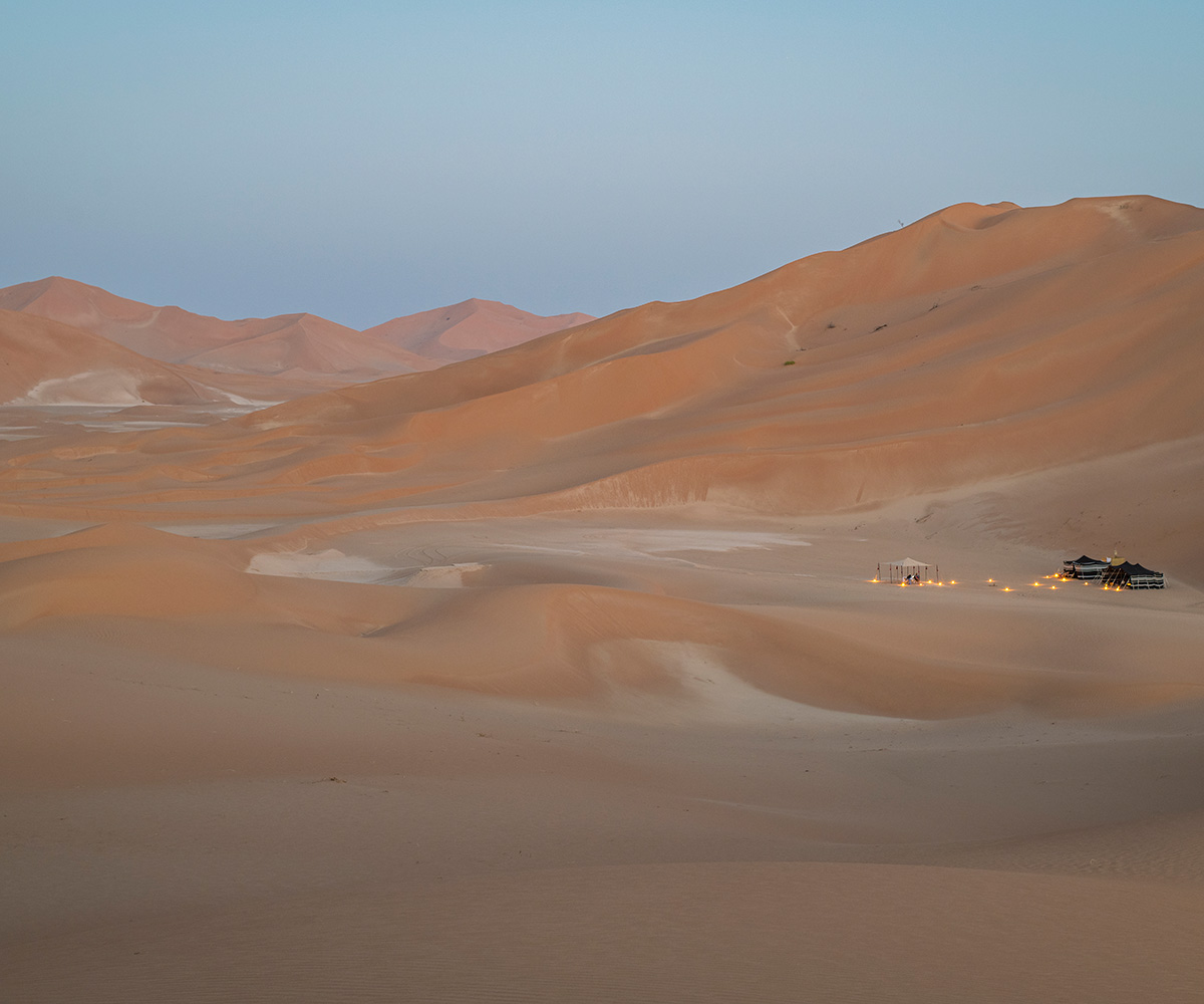 JOURNEYS - Southern Oman - Empty Quarter
