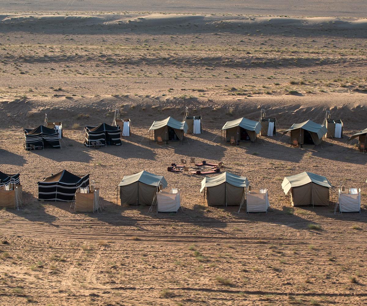JOURNEYS - Northern Oman - Wahiba Sands