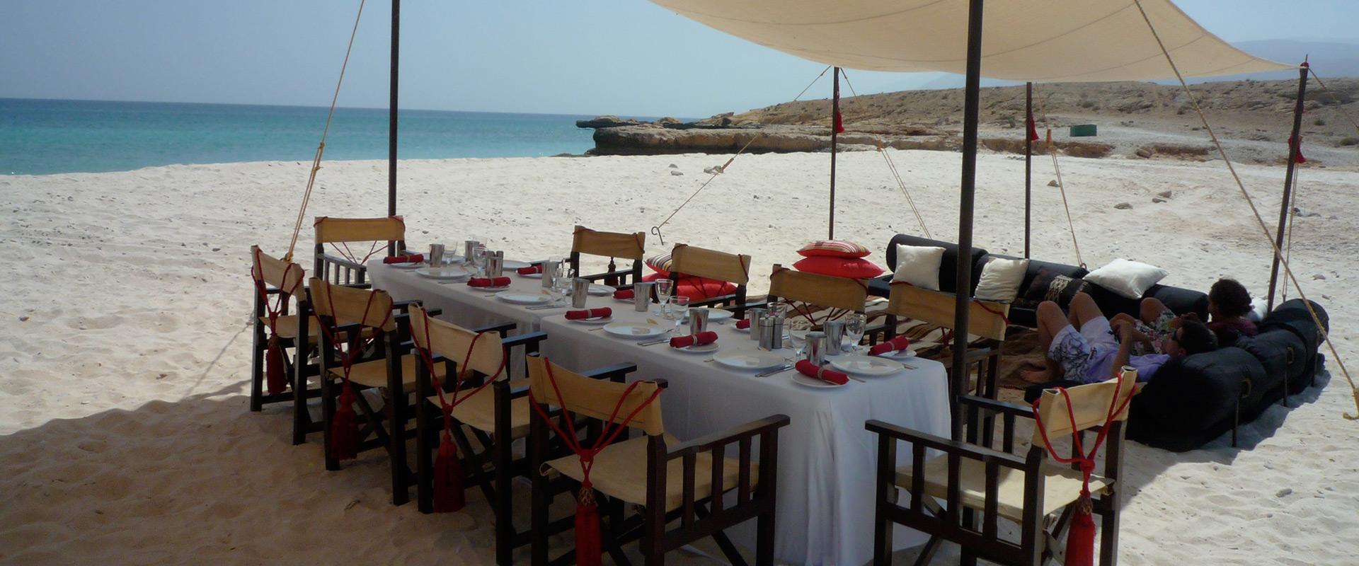 JOURNEYS - Southern Oman - Mirbat