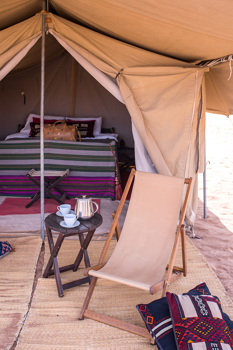Glamping in the Wahiba Sands of Oman with Hud Hud Travels (Stacie Flinner)